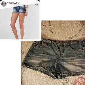 Vintage 80s LEI Short Shorts